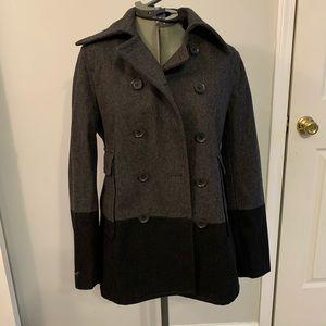 Nine West wool pea coat